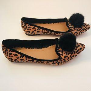 Report Leopard Print Flats